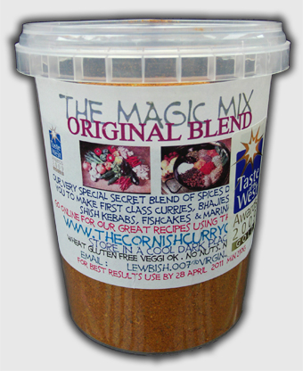 Our Magic Mix